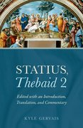 Cover for Statius, <i>Thebaid</i> 2