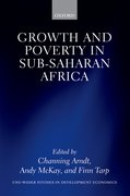 Cover for Growth and Poverty in Sub-Saharan Africa