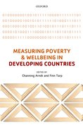 Cover for Measuring Poverty and Wellbeing in Developing Countries