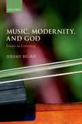 Cover for Music, Modernity, and God