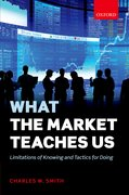 Cover for What the Market Teaches Us