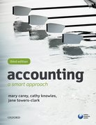 Cover for Accounting: A Smart Approach