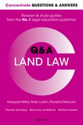 Cover for Concentrate Questions and Answers Land Law