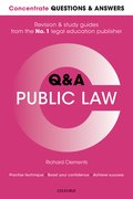 Cover for Concentrate Questions and Answers Public Law