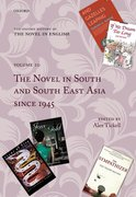 Cover for The Oxford History of the Novel in English
