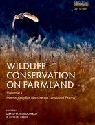 Cover for Wildlife Conservation on Farmland Volume 1