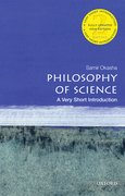 Cover for Philosophy of Science: Very Short Introduction
