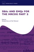 Cover for SBAs and EMQs for the MRCOG Part 2