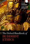 Cover for The Oxford Handbook of Buddhist Ethics