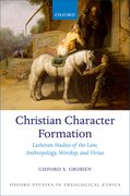 Cover for Christian Character Formation