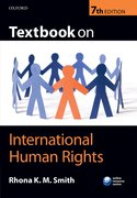 Cover for Textbook on International Human Rights