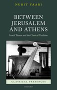 Cover for Between Jerusalem and Athens