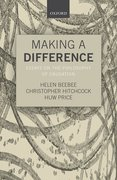 Cover for Making a Difference - 9780198746911