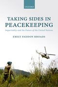Cover for Taking Sides in Peacekeeping