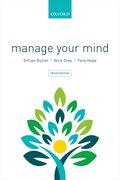 Cover for Manage Your Mind - 9780198747277
