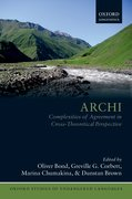 Cover for Archi