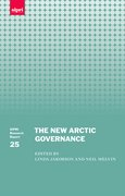 Cover for The New Arctic Governance