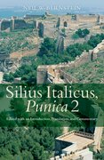 Cover for Silius Italicus, <i>Punica</i> 2