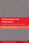 Cover for Governance by Indicators