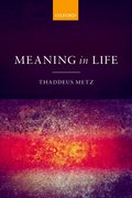 Cover for Meaning in Life