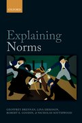 Cover for Explaining Norms