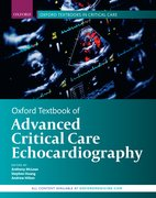 Cover for Oxford Textbook of Advanced Critical Care Echocardiography