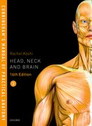 Cover for Cunningham's Manual of Practical Anatomy VOL 3 Head, Neck and Brain - 9780198749387