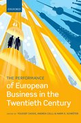 Cover for The Performance of European Business in the Twentieth Century