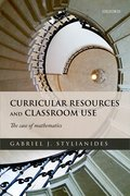 Cover for Curricular Resources and Classroom Use - 9780198749899
