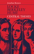 Cover for Locke, Berkeley, Hume; Central Themes
