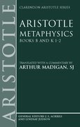 Cover for Aristotle: Metaphysics Books B and K 1-2