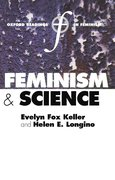 Cover for Feminism and Science