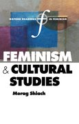 Cover for Feminism and Cultural Studies