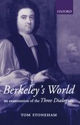 Cover for Berkeley's World - 9780198752370