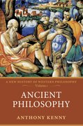 Cover for Ancient Philosophy