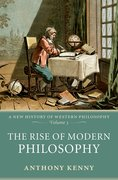 Cover for The Rise of Modern Philosophy