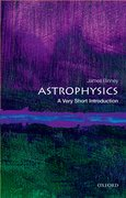 Cover for Astrophysics: A Very Short Introduction