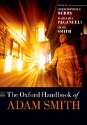Cover for The Oxford Handbook of Adam Smith
