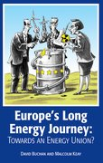 Cover for Europe's Long Energy Journey - 9780198753308