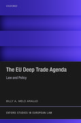Cover for The EU Deep Trade Agenda