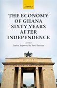 Cover for The Economy of Ghana Sixty Years after Independence