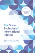 Cover for The Social Evolution of International Politics