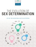 Cover for The Evolution of Sex Determination