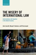 Cover for The Misery of International Law - 9780198753957