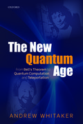 Cover for The New Quantum Age