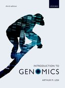 Cover for Introduction to Genomics