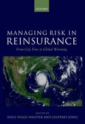 Cover for Managing Risk in Reinsurance