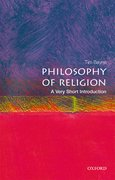 Cover for The Philosophy of Religion: A Very Short Introduction