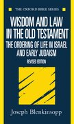 Cover for Wisdom and Law in the Old Testament