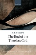 Cover for The End of the Timeless God